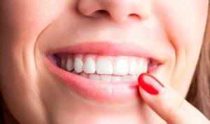 преддверие полости рта